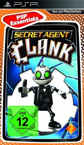 Secret Agent Clank Essentials