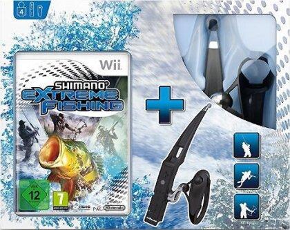 Shimano Extreme Fishing inkl. Angel