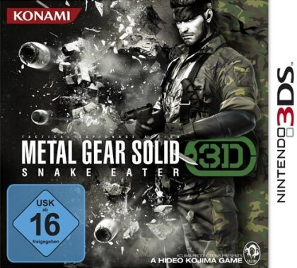 Metal Gear Solid - Snake Eater