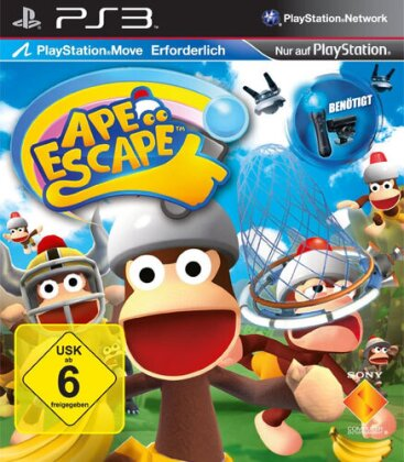 Move Ape Escape