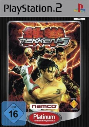 Tekken 5 (Inkl. Tekken 1-3)