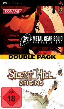 Metal Gear Solid: Portable Ops + Silent Hill Origins