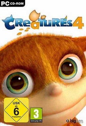 Creatures 4 - Sammler-Edition