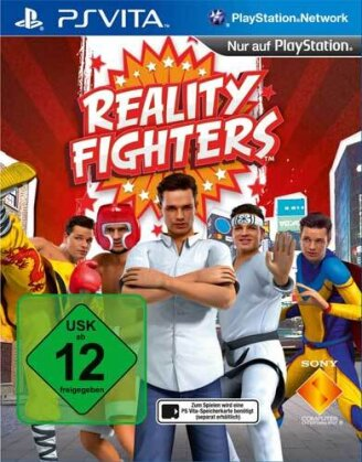 Reality Fighters (German Edition)