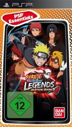 Naruto Shippuden: Legends Akatsuki Essentials