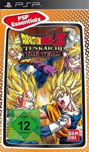 Dragon Ball Z - Tenkaichi Tag Team Essentials (German Edition)