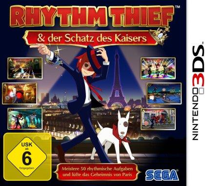 Rhythm Thief - Schatz des Kaisers