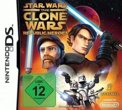 Star Wars - Clone Wars Republic Heroes
