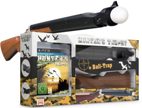 Hunters Trophy + Gewehr (Collector's Edition)