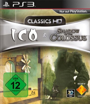 Ico & Shadow of Colossus - HD Collection