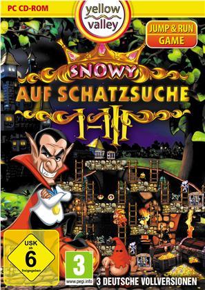 Snowy Schatzsuche 1-3