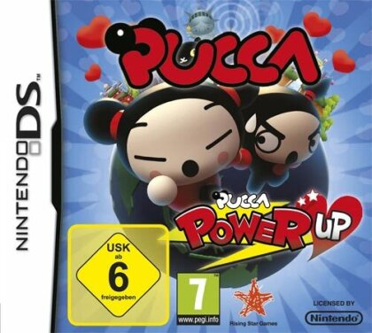 Pucca - Power Up