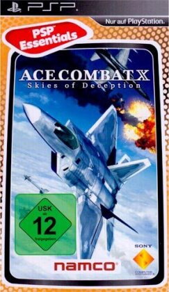 Ace Combat X Skies Of Deception Essentials