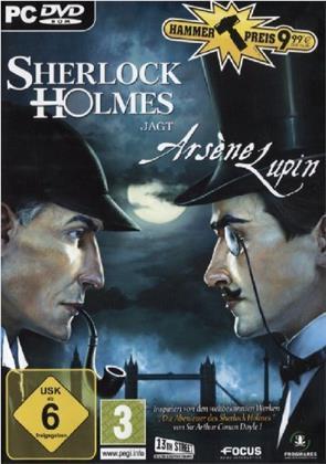 Sherlock Holmes - Arsene Lupin Classics
