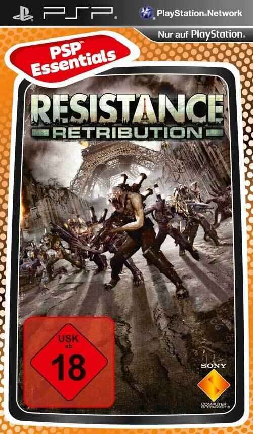 Resistance Retribution Essentials
