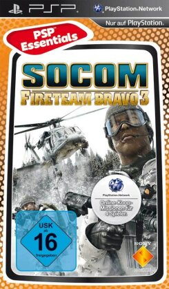 Socom Fireteam Bravo 3 Essentials