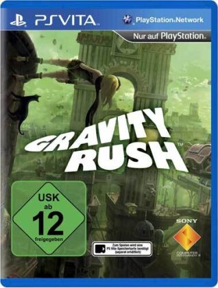 Gravity Rush (German Edition)