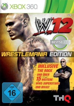 WWE 12 Wrestlemania Edition CLASSIC