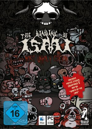 Binding of Isaac Most Unholy Edition