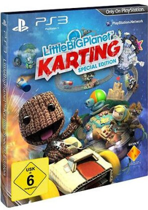 Little Big Planet Karting (German Special Edition)