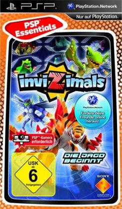 Invizimals Essentials