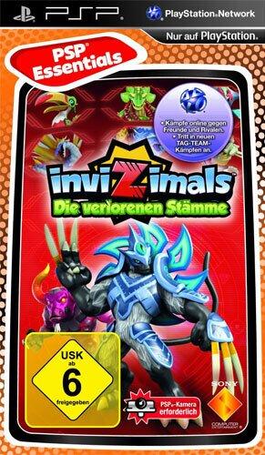 Invizimals 3 Essentials verlorene Stämme