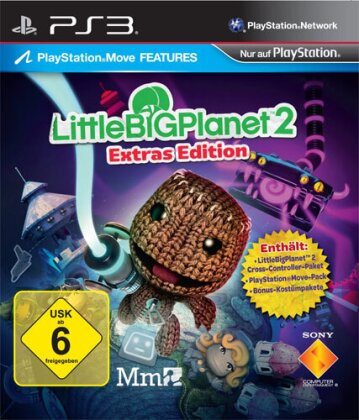 Little Big Planet 2 (German Extras Edition)
