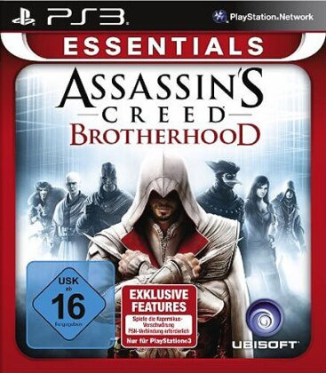 Assassins Creed Brotherhood Essentials