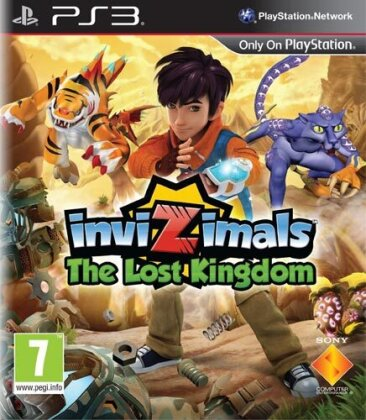 inviZimals - Le Royaume Perdu