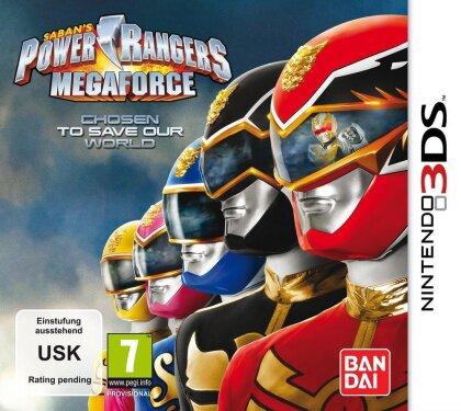 Power Rangers - Megaforce