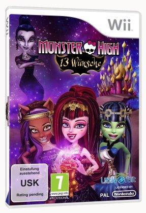 Monster High 13 Wünsche