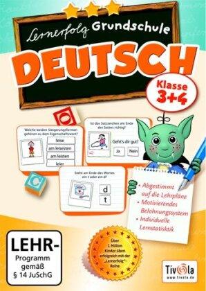Lernerfolg Grundschule Deutsch 3.+4.