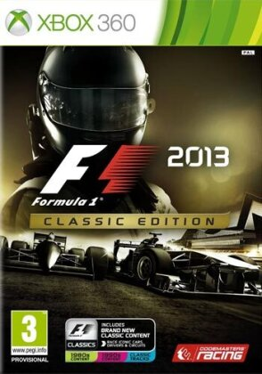 Formula 1 2013 - Classics Edition (GB-Version)