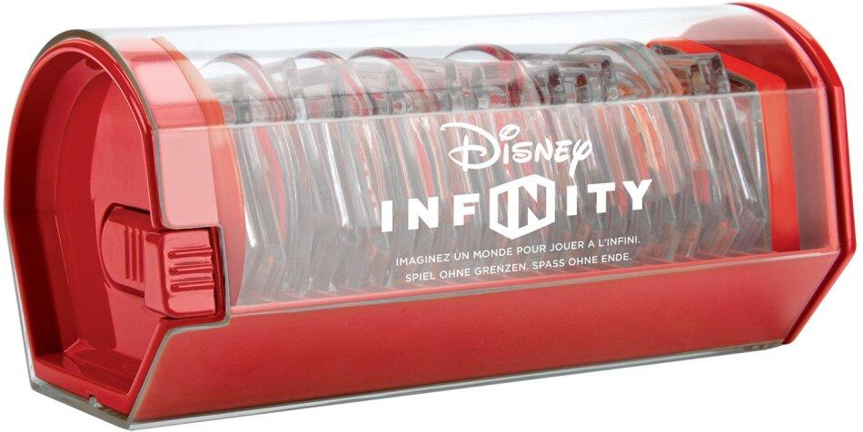 Infinity Zubehör Power Disc Capsule Sammelbox