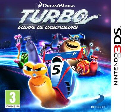 Turbo: Équipe de cascadeurs