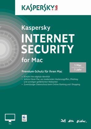 Kaspersky Internet Security 2014 for MAC (PC)