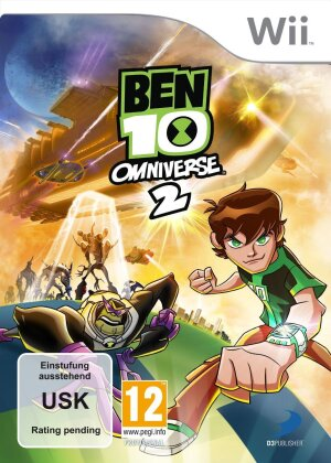 Ben 10 Omniverse 2