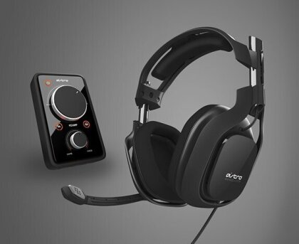 Astro Gaming A40 Headset Black inkl. MixAmp (Xbox 360/PS3/PC)