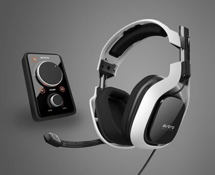 Astro Gaming A40 Headset White inkl. MixAmp