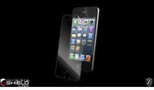 ZAGG Apple iPhone 5 (Extreme) Case Friendly Screen