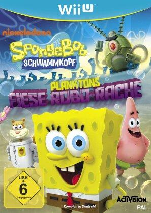 Sponge Bob Planktons Robo-Rache