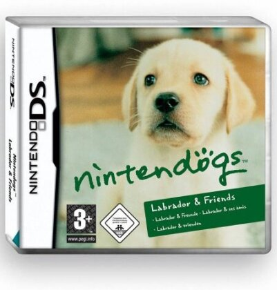 Nintendo Dogs Labrador