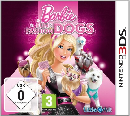 Barbie: Fun and Fashion Dogs