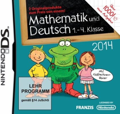 Mathematik & Deutsch 2014