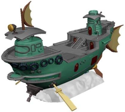 Skylanders Swap Force Flynn's Ship Storage