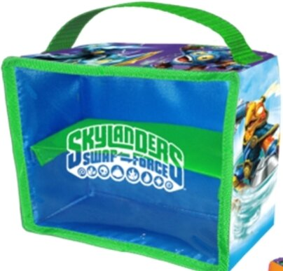 Skylanders Swap Force Mini Show & Go Case