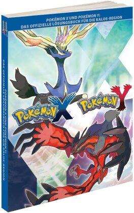 Original Lösungsbuch Pokémon X/Y für die Kalos-Region