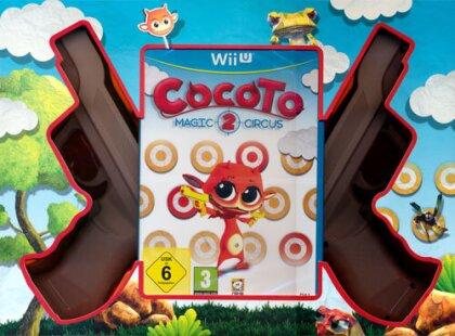Cocoto Magic Circus inkl. 2 Guns