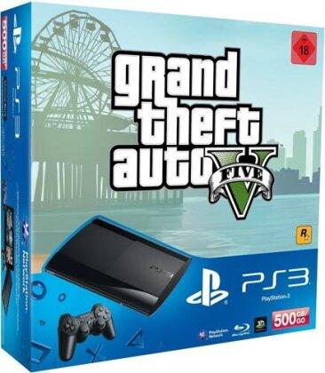 Sony PS3 500GB + GTA 5