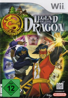 Im Bann des Drachen (Legend of the Dragon)